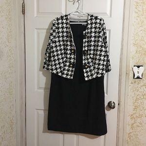 Sandra Darren 2 piece dress
